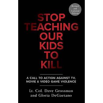 Stop Teaching Our Kids to Kill - A Call to Action Against TV - Movie -