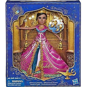 Disney Aladdin, dukke-glamourøse Jasmine 29cm
