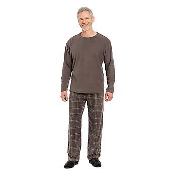 Mens Chums Thermal Pyjama Set