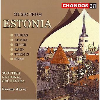 Musique d'Estonie - importation USA musique d'Estonie [CD]