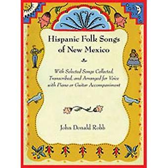 Canciones de Folk hispano de nuevo México - con canciones seleccionadas recogen - Tr