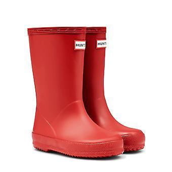 Hunter Kids-pierwsze klasyczne buty-Military Red