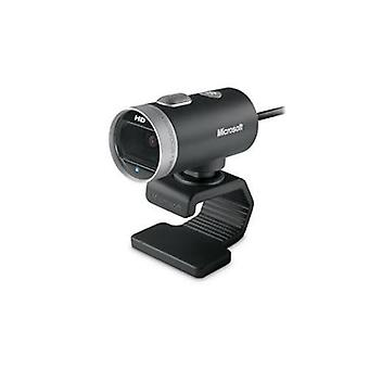 Microsoft lifecam cinema webcam 720p zoom digitale 4x nero