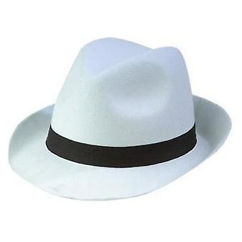 Cladellas  Hat Ganster White / Black (Babies and Children , Costumes)