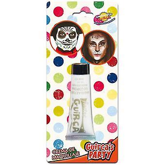 Guirca blanc crème maquillage Tube 20 Ml (bébés et enfants, Costumes)