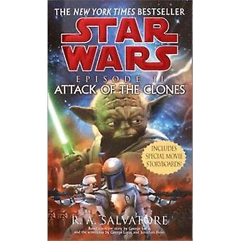 Attack of the Clones Book