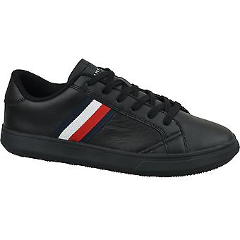 Tommy Hilfiger Essential Leather Cupsole FM0FM02388-BDS Mens sneakers