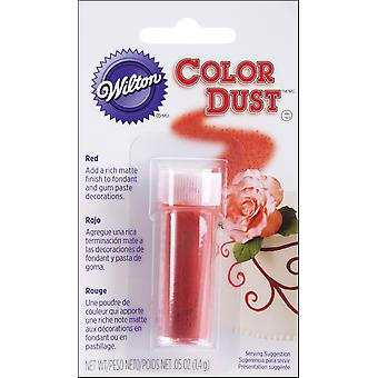 Color Dust 3Grams Pkg Red Wcd 101