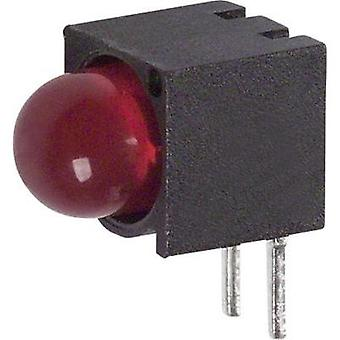 LED component Red (L x W x H) 9.78 x 9.27 x 6.1 mm Dialight