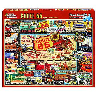 Route 66 1000 piece jigsaw puzzle 760mm x 610mm  (wmp)
