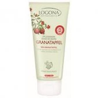 Logona Granada Shower Cream + Q10 (Vrouwen , Cosmetica , Body , Douche & Bad , Bath gels)
