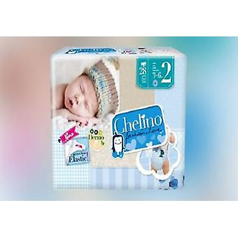 Chelino Chelino Love T-2 (3-6Kg) R. Born 28 you (Jeugd , Nappies and Changers , Nappies)