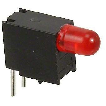 LED component Red (L x W x H) 12.14 x 10 x 3.96 mm Dialight
