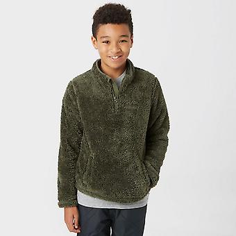 Peter Storm jongenskoor Teddy Half Zip Fleece