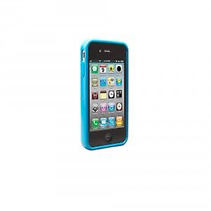 OLO OLO019622 Nimbus stripes case cover iPhone 4 / 4s light blue