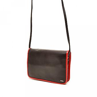 Berba Learn ladies bag Soft 005-505-15 black-red
