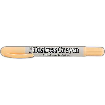 Tim Holtz Distress Crayons-Walnut Stain TDB-49654