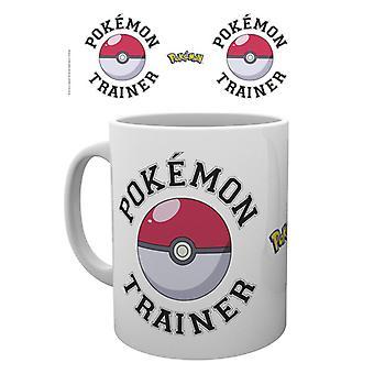 Pokemon Trainer Mug