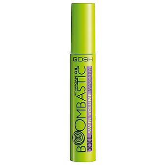 Gosh Copenhagen Mascara Boombastic Swirl 001 Black (Beauty , Make-up , Eyes , Mascara)