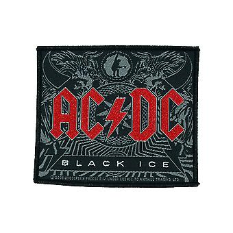 AC/DC Black Ice tessuto Patch
