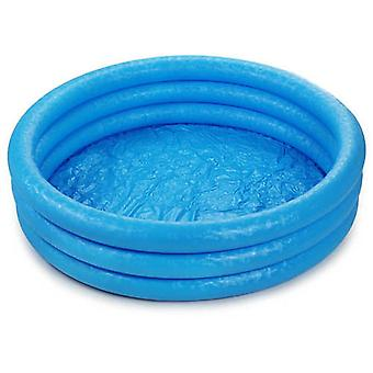 Colorbaby Inflatable pool 3 hoops blue - 481l (Garden , Swimming pools , Swimming pools)