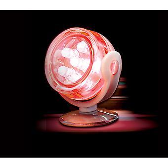 Classica Aqua-brite røde Led lampe