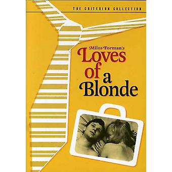 Loves of a Blonde [DVD] USA import