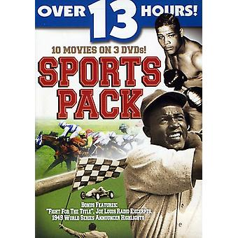Sports Pack [DVD] USA import