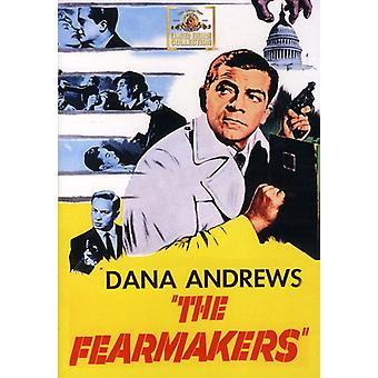 Fearmakers [DVD] USA import