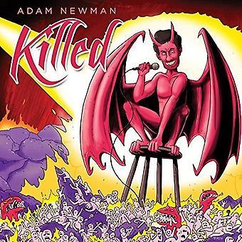 Adam Newman - Killed [Vinyl] USA import