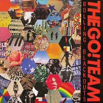 Go! Team - Rolling Blackouts [CD] USA import