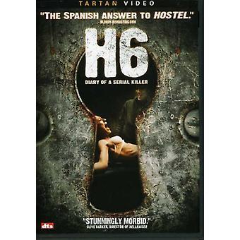 H6 [DVD] USA import