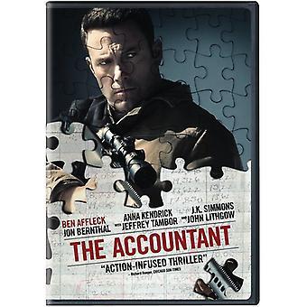 Buchhalter [DVD] USA import