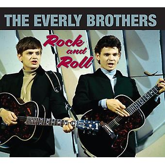 Everly Brothers - Rock & Roll [CD] USA import
