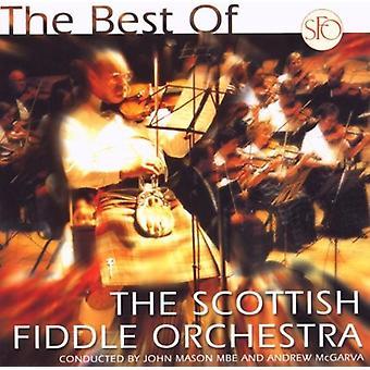 Skotske Violin Orkester - bedste skotske rode [CD] USA importen