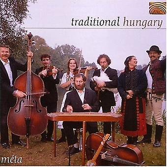 Meta - traditionella Ungern [CD] USA import