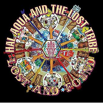 Hal-Aqua & Lost Tribe - Lost & Found [CD] USA import