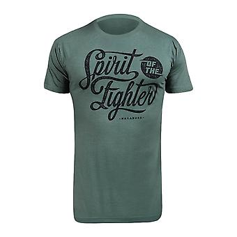 Hayabusa  Classic Spirit Of The Fighter - Green