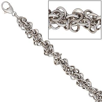 Anklet chain 925 sterling silver length 26 cm lobster clasp
