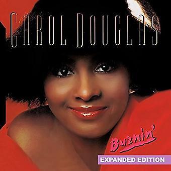Carol Douglas - Burnin importu USA [CD]