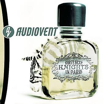 Audiovent - Dirty Sexy Knights in Paris [CD] USA import