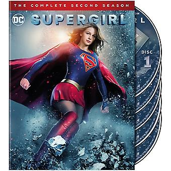 Supergirl: The Complete Second Season [DVD] USA import