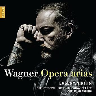 Wagner / Nikitin / Orchestre Philharmonique Royal - Opera Arias - Evgeny Nikitin [CD] USA import