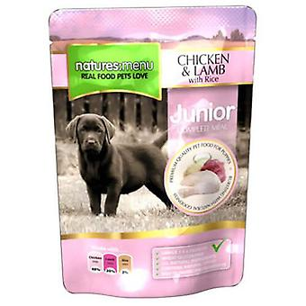 Natures:menu Chicken & Lamb Meal For Junior Dogs (Dogs , Dog Food , Wet Food)