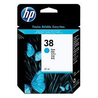 HP C9415a cyan ink cartridge 38 (Home , Electronics , Printing , Ink)