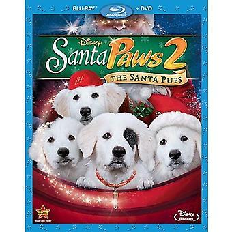 Santa Paws 2: Santa Welpen [BLU-RAY] USA import