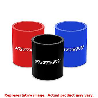 Mishimoto Silicone Couplers MMCP-225SBK Black 2.25in Fits:UNIVERSAL 0 - 0 NON A