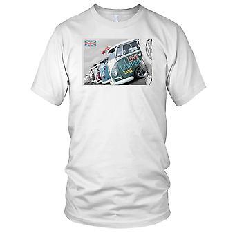 Jeg elsker Camper varebiler VW Kids T skjorte