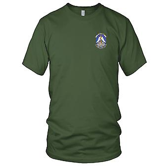 USAF Airforce - 308th Rescue Squadron Embroidered Patch - Ladies T Shirt