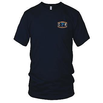 US Navy CE Bau Rating Bau Elektriker gestickt Patch - Kinder T Shirt